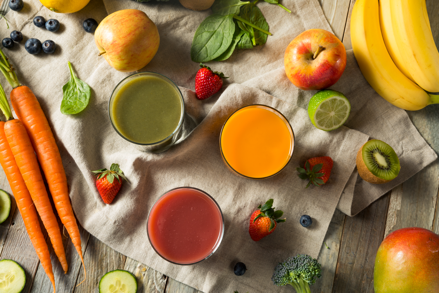 Plant and Grow Raw Juices